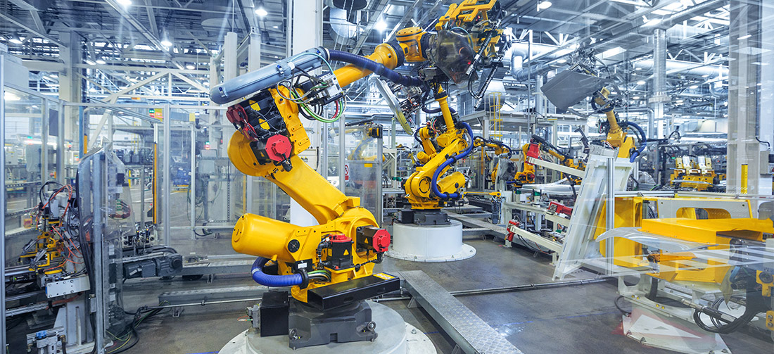 Top Trends and Innovations in Industrial Equipment going into 2018